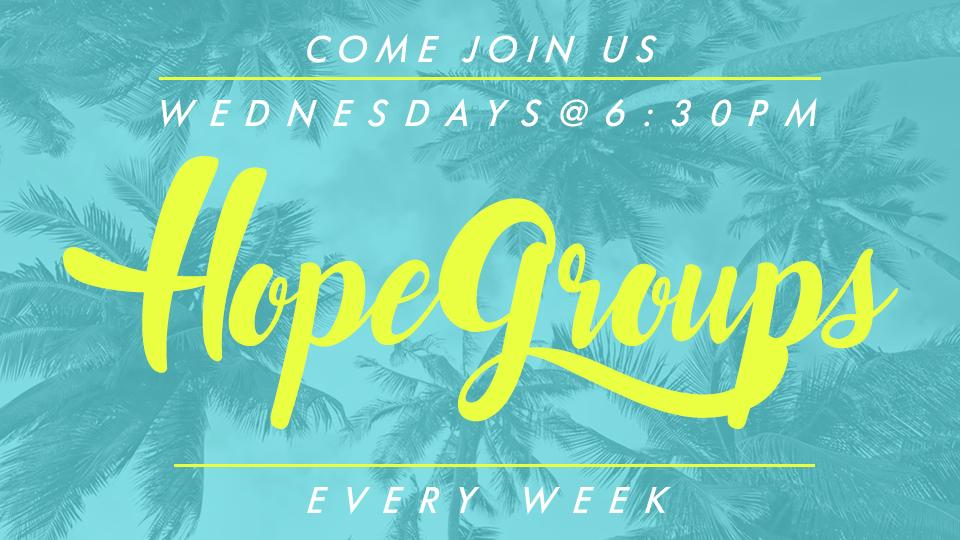 HopeGroups WEBSITES